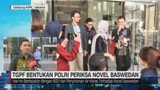 VIDEO: TGPF Bentukan Polri Periksa Novel Baswedan