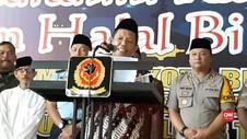 VIDEO: Warga Tasik Deklarasi Tolak Kekerasan Selama Sidang MK