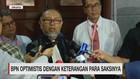 VIDEO: BPN Optimistis dengan Keterangan Para Saksinya