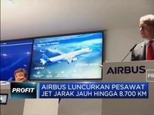 Airbus Buat Jet Jarak Jauh