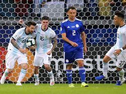 Argentina vs Paraguay: Messi Selamatkan Albiceleste dari Kekalahan