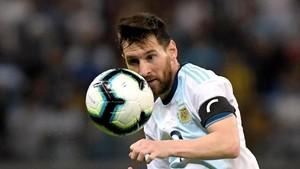 Argentina di Ujung Tanduk, Messi Akui Frustrasi dan Kesulitan