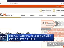Krida Jaringan Nusantara Akan Melantai di BEI