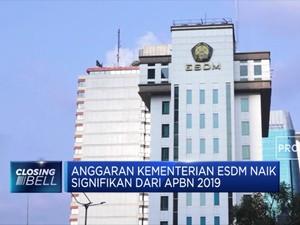 ESDM Minta Anggaran Rp 9,67 Triliun untuk 2020