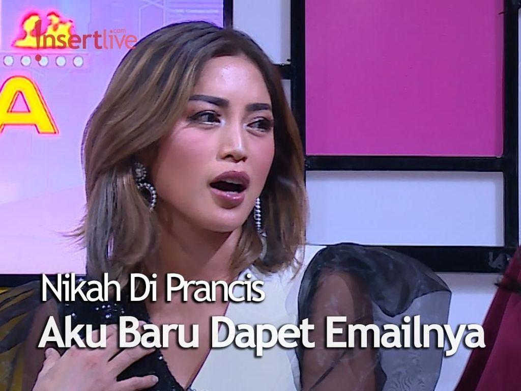 Terlalu Semangat, Jessica Iskandar Bakal Gelar Resepsi di 3 Negara
