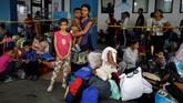Ratusan ribu perempuan Venezuela kini terpaksa merantau ke negara tetangga bahkan hingga negeri seberang untuk menghindari krisis. (REUTERS/Carlos Garcia Rawlins)