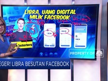Geger Libra 'Uang' Facebook