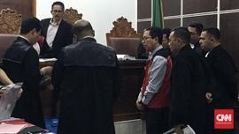 Joko Driyono Menangis di Sidang Kasus Perusakan Barang Bukti