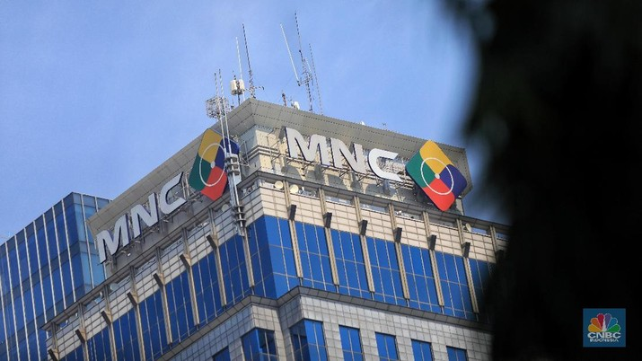 Gedung MNC (CNBC Indonesia/Andrean Kristianto)