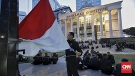 Jelang Putusan MK, Seruan Damai Netizen #TerimaPutusanMK