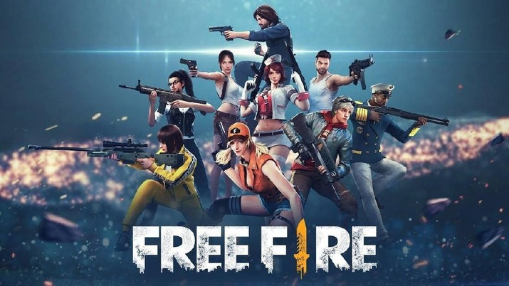 Game Free Fire (Youtube)