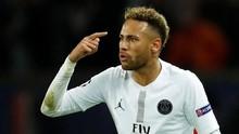 Plus-Minus Neymar Gabung ke Juventus