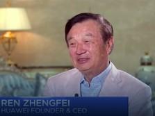 Bos Huawei: Butuh 300 Tahun Untuk Gantikan Android & Apple