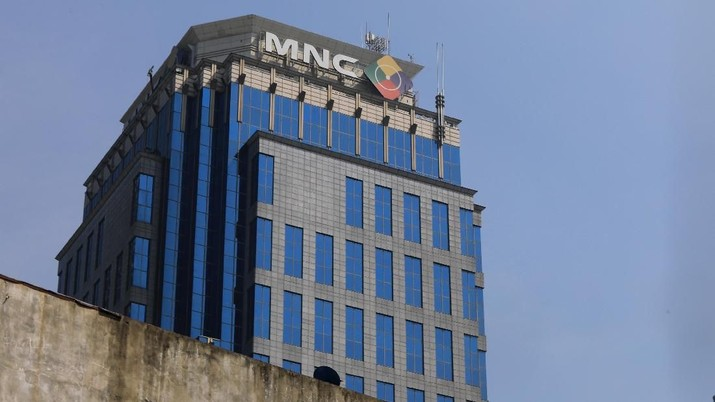 MNC Tower (CNBC Indonesia/Andrean Kristianto)