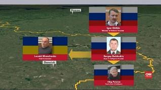VIDEO: Empat Tersangka Insiden MH17 Terungkap