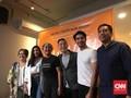 Reza Rahadian dan Jessica Mila Diajak Ernest Main Film Baru