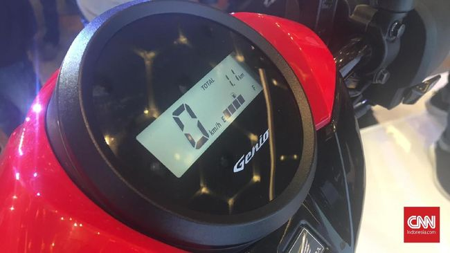 Honda Tak Khawatir Skutik Genio Usik Scoopy