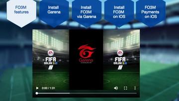 Cara Download FIFA Online 3 Mobile dari Garena