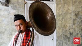 Hati dan Rasa, 'Resep' Belajar Pemusik Tanjidor