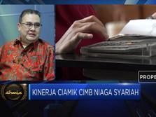 Strategi Pembiayaan CIMB Niaga Syariah