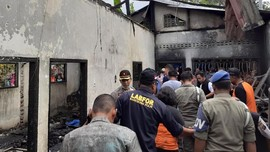 Kebakaran Pabrik Korek, Polisi Mungkinkan Pakai UU Anak