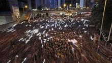 Pajak Whatsapp Batal, Ribuan Warga Libanon Tetap Berdemo