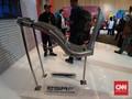Honda Kembangkan Skutik Anyar dari Rangka eSAF Genio