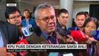 VIDEO: KPU Puas dengan Keterangan Saksi Ahli