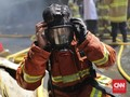 Kebakaran Gudang di Ciracas, 23 Mobil Pemadam Dikerahkan