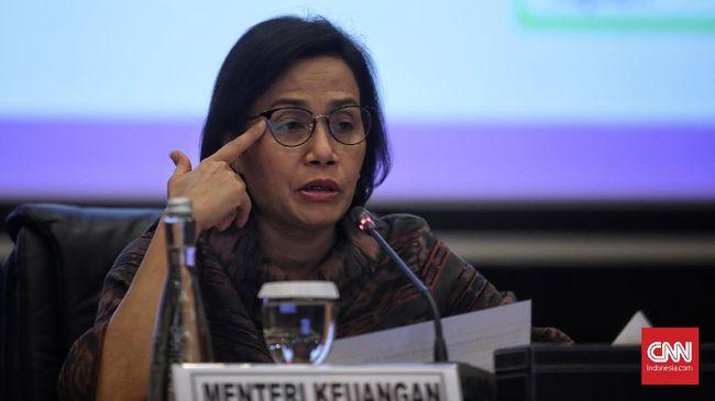 Sri Mulyani Akui Ekonomi 2019 Akan di Bawah Target Pemerintah