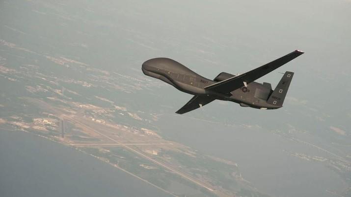 Sulut Ketegangan AS-Iran, Ini Penampakan Drone Global Hawk
