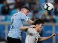 Hasil Copa America 2019: Uruguay Ditahan Imbang Jepang