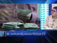 ETF Incaran Pasar Domestik masih Berbasis Saham IDX30