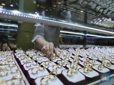 'Ada Pembeli yang Kaget Harga Jual Emas Naik'