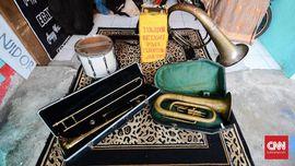 Instrumen Usang Kunci 'Kemerduan' Orkes Tanjidor Betawi