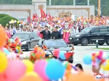 Ssst... Kim Jong Un Kirim Surat ke Xi Jinping, Ada Apa Nih?