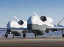 Waspada, Drone Canggih AS Keluyuran di Laut China Selatan