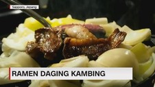 VIDEO: Mencicipi Ramen Daging Kambing