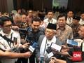 Ma'ruf Doakan Jokowi Sehat Agar Bisa Lanjutkan Pemerintahan