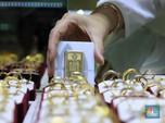 Wow! Harga Emas Dunia Diprediksi Tembus Rp 900.000/Gram