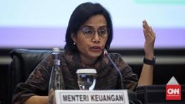 Sri Mulyani Akui Risiko Ekonomi Global Meningkat