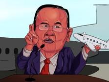 Live! Keterangan Pers Menko Perekonomian Soal Tiket Pesawat