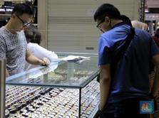 Sebabkan Inflasi, Mari Lihat Fantastisnya Harga Emas di Juni