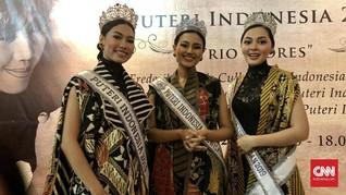 Jurus Puteri Indonesia 2019 Kurangi Sampah Plastik