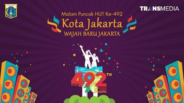 HUT ke-492 Kota Jakarta