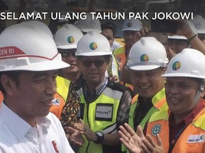 Selamat Ulang Tahun, Pak Jokowi!