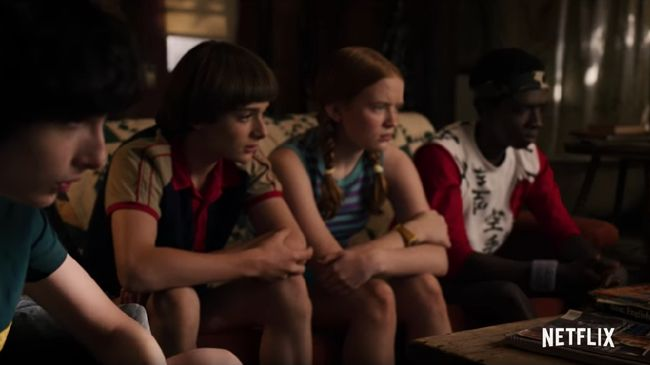 Debut 'Stranger Things 3' yang Terlaris di Netflix