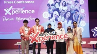 Wujudkan Misi #EmpoweringDiscovery Lewat Traveloka Xperience