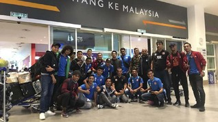 Pergi Tandang Lewat Malaysia, Persiraja Hemat Rp25 juta