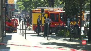 VIDEO: Kebakaran Gedung di Paris Tewaskan Tiga Orang